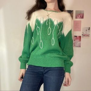 Vintage 70s/80s knit